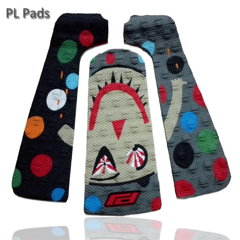 EVA surfboard deck pads traction pad surf foot pads Clearance sell Top  quality ea2cc30969b8