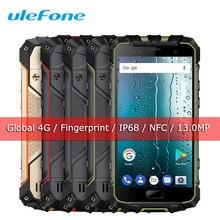 Ulefone Armor 2S IP68 Smartphone 5.0″FHD Quad Core Android 7.0 2GB+16GB 13.0MP NFC OTG 4700mAh Global 4G Waterproof Rugged Phone