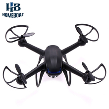 Mini Drone DM007 2.4GHz 4 Channel LCD Remote Control RC Quadcopter 6 Axis Gyro with 5.0MP HD Camera RTF Helicopters