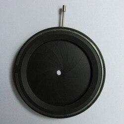 Hurtownie regulowany 4-60mm przysłona przysłony przysłony 18 ostrza do mikroskopowa kamera obiektywu darmowa wysyłka