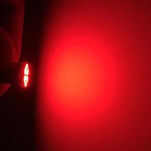 Image 4 - 100pcs AC DC 6V 6.3V T10 555 ללא קוטב 8 SMD 1206 3020 194 168 LED נורות פינבול מכונת לבן אדום כחול ירוק צהוב AC 6V