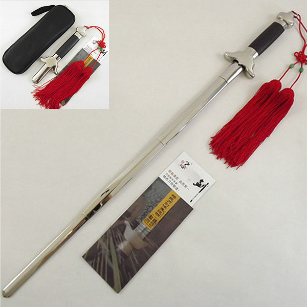 free shipping best quality retractable Tai Chi Sword