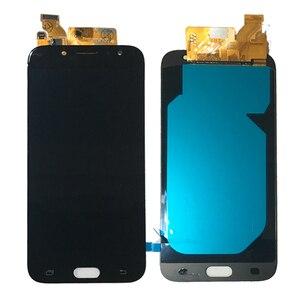 Image 3 - 5.5 AMOLED Dành Cho Samsung Galaxy Samsung Galaxy J7 2017 Màn Hình J730 J730F J730M J730Y Màn Hình Hiển Thị LCD + Tặng Bộ Số Hóa Màn Hình Cảm Ứng Kính Cường Lực bảng Điều Khiển J730 Màn Hình LCD