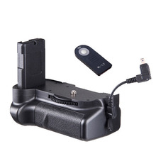 Vertical Battery Holder Grip Pack Kit pour Nikon d5100 / d5200 / d5300 DSLR livraison gratuite