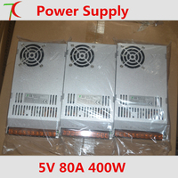 Watch 5V80A 400W Triple Output Switch Power Supply For LED Modules