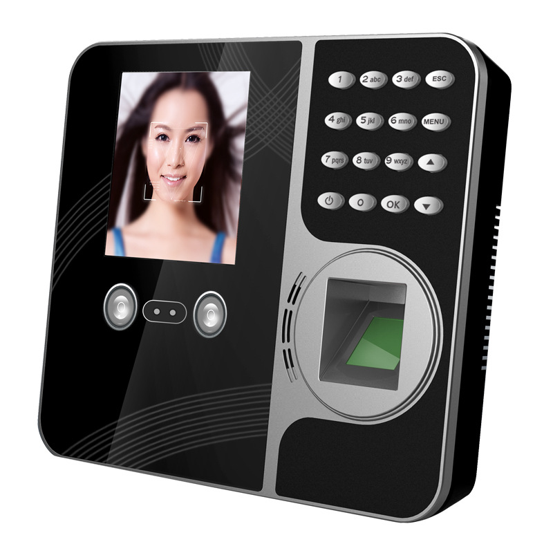 Face Recognition 1000 Face Users 3000 fingerprint users WIFI wireless communication with software Time Recording Biometric Time