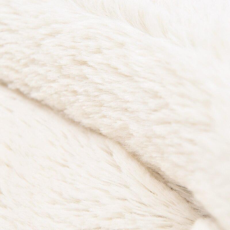 Soft Plush Design Pet Bed 35 » Pets Impress