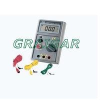 TES 1605 Measuring Earth Voltage Earth Resistance Tester Digital Earth Tester