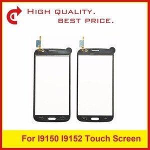Image 2 - Yüksek Kalite SamsungGalaxyMega5.8 i9150 i9152 GT i9150 GT i9152 Sayısallaştırıcı dokunmatik ekran paneli Sensörü Dış Cam + TrackingCode