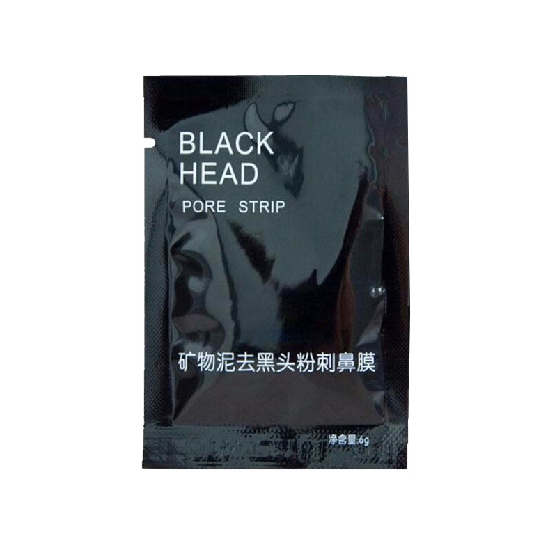 Blackhead Removers 1pc Remove Mineral Mud Blackhead Pore Cleansing Cleaner Removal Nose Membranes 2018 Oct12 Skin Care Skin Care Tool