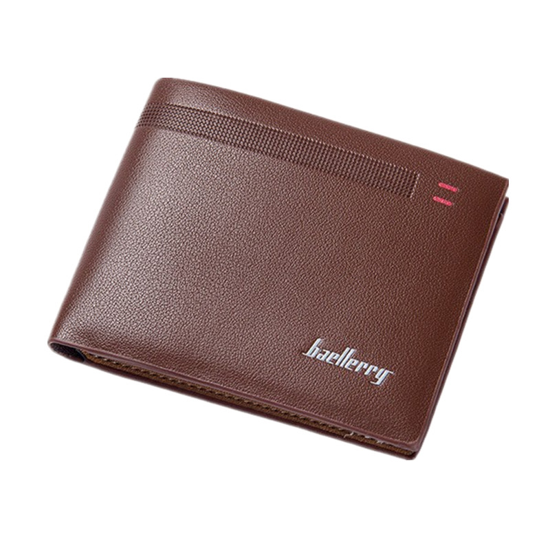 Fashion Mens wallet Ultrathin Multi-card bit Short purse business casual wallet student purses Men Clutch wallet