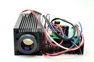Image 2 - 산업용 focusable 1.6 w 2.4 w 808nm 적외선 레이저 다이오드 모듈 dc 12 v ttl 모드
