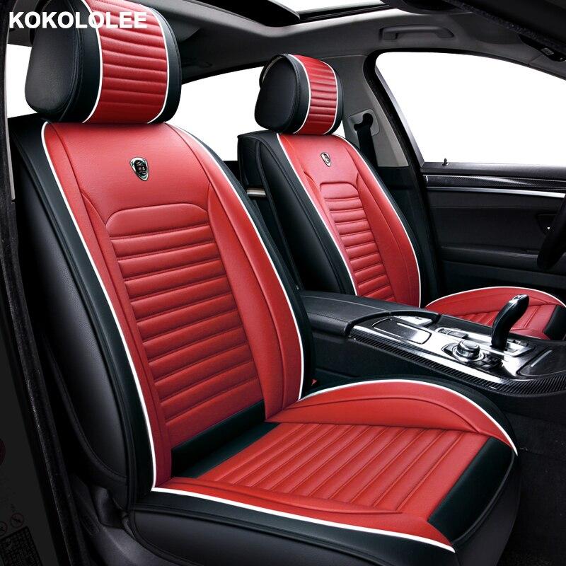 [Kokololee] housse de siège auto pour seat ibiza leon 2 fr altea ateca accessoires housses pour protecteur de siège de véhicule