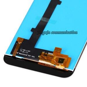 Image 2 - Nuovo 5.2 per ZTE Lama A512 LCD full + touch screen digitizer componente di ricambio per ZTE Z10 DISPLAY nero /bianco