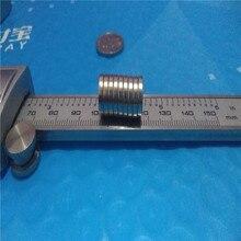 10×1 мм 50 шт. 10*1 мм супер сильным редкоземельных неодимовые магниты NdFeB N35 магнит 10 мм * 1 мм круглый цилиндр постоянный лист