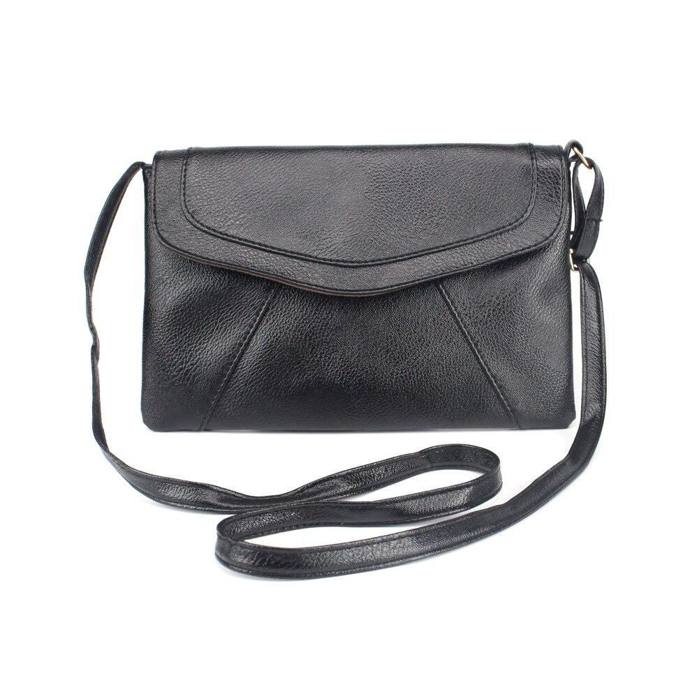 Single Strap School Bags Messenger Men Women Leather Crossbody Bolsa Femininas Bolso Mujer Shoulder Bags Satchel