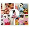 Almofada Proteção para a Cabeça do bebê Da Criança Travesseiro Encosto de cabeça do Pescoço Do Bebê Asas Bonito Resistência Queda de Enfermagem Almofada Guardas LA872963