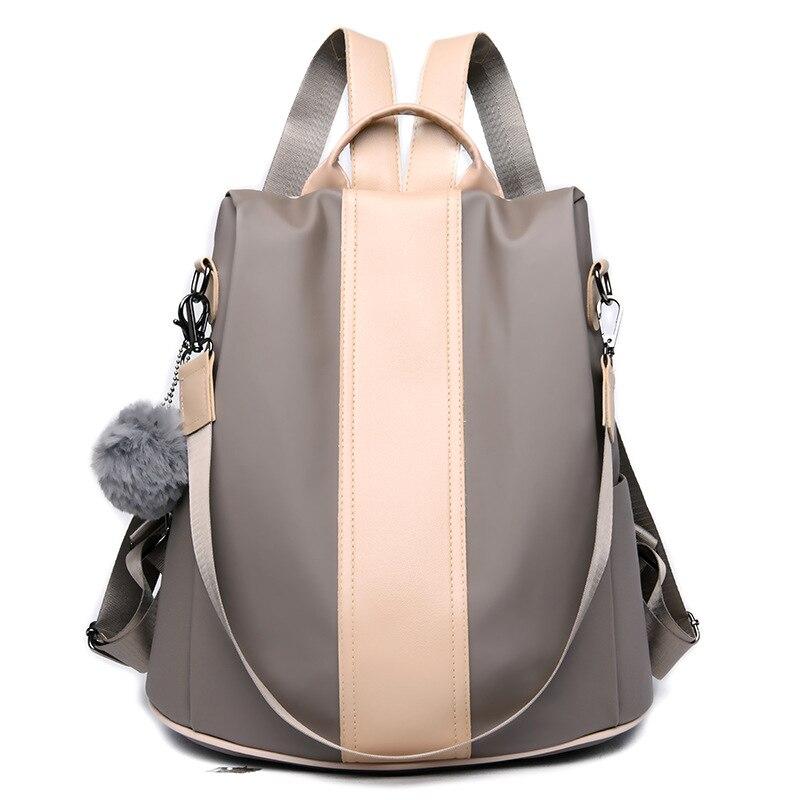 New Fashion Waterproof Casual Women Backpack Purse Anti theft Rucksack Mochila Feminina School Shoulder Bag for New Fashion Waterproof Casual Women Backpack Purse Anti-theft Rucksack Mochila Feminina School Shoulder Bag for Teenagers Girls