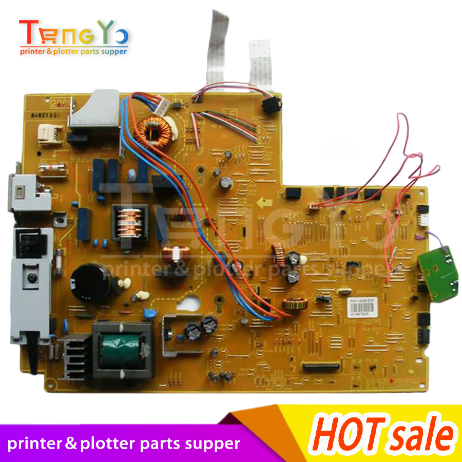original <font><b>printer</b></font> power board RM1-4038(220V) RM1-4037(110V) for laserjet <font><b>HP</b></font> P3005 3005d 3005n 3005dn Power Supply Board image