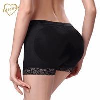 Padded Panties Butt Lifter Control Panties Butt Enhancer Thicken Seamless Push Up Underwear Hip Pad Panty