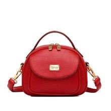 Hohe Qualität frauen handtaschen feste mini beiläufiges kleine umhängetaschen Pu-leder Weibliche Hobos Taschen Dame Niedlichen Kupplung crossbody taschen