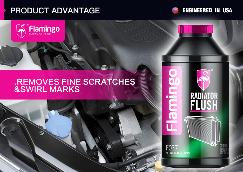 US $12 58 35% OFF 354ml Car Radiator Flush Engine Coolant Flush Cooling  System Cleaner Heavy Duty Cleaning Environmental Friendly 13 41 Oz on