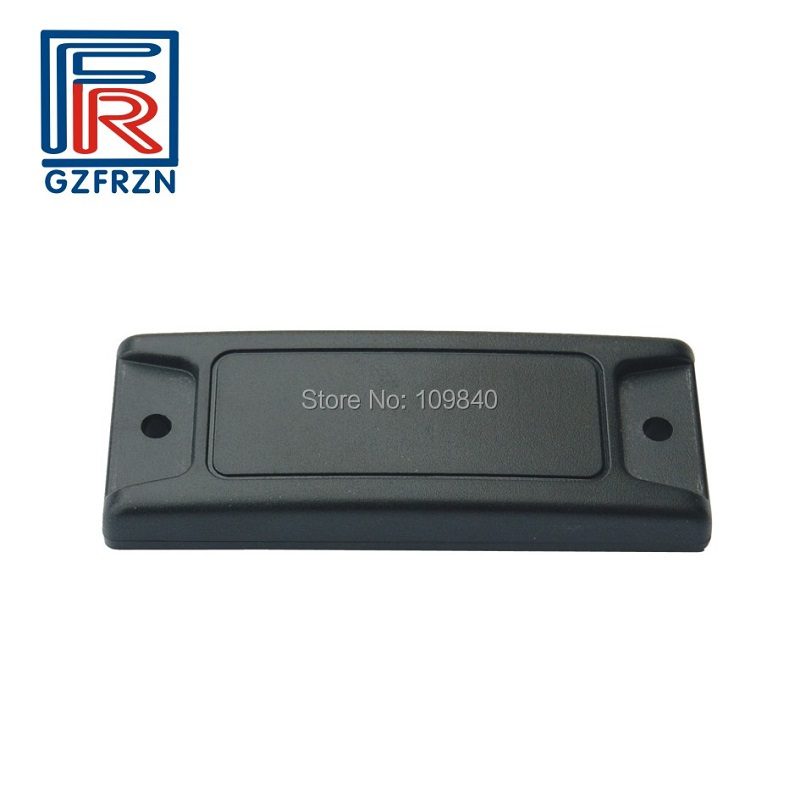 100pcs/lot 860-960MHZ UHF Rfid Anti Metal Tag Dimension 79*31mm ISO18000-6C Waterproof For Asset Management