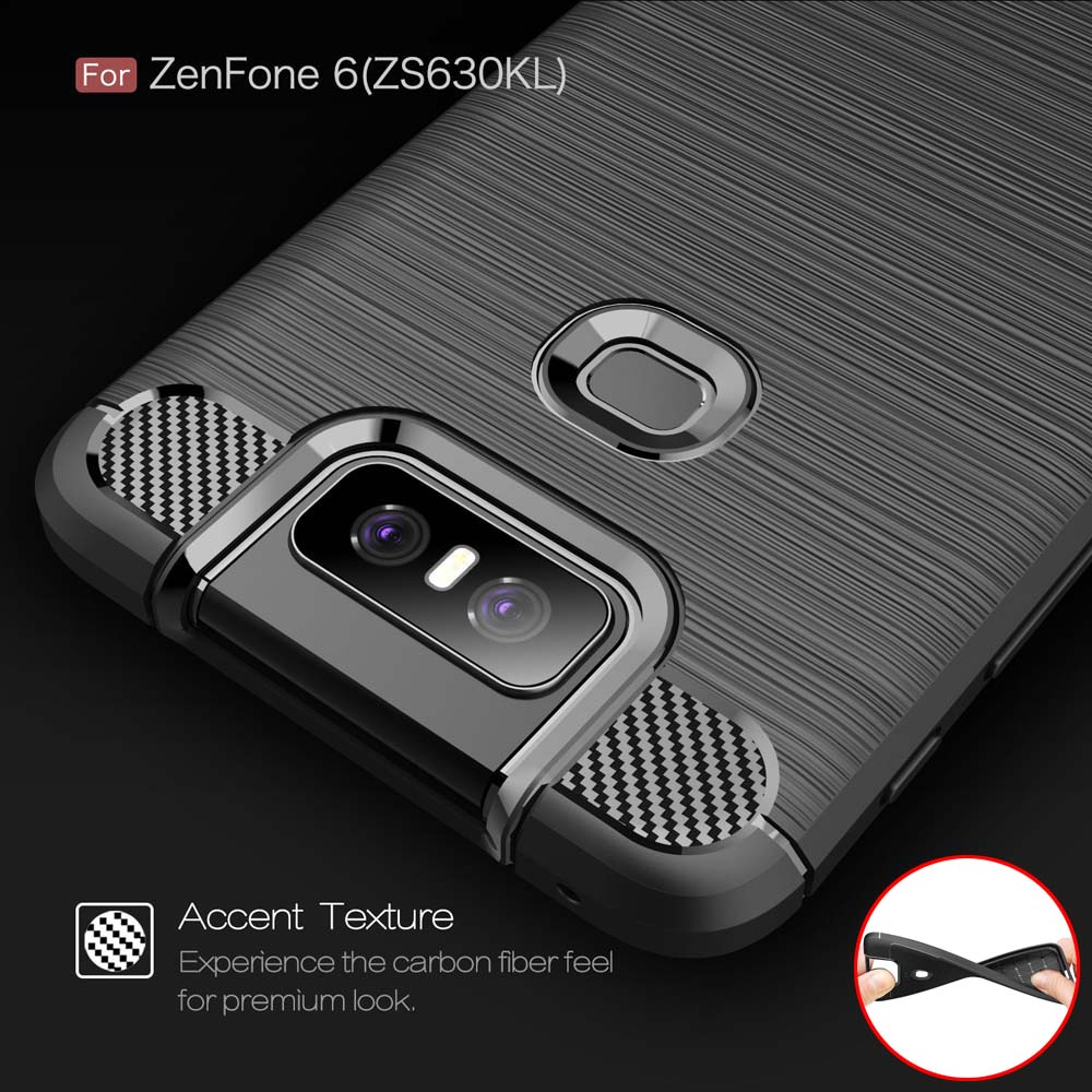 Coque Cover <font><b>6</b></font>.4For <font><b>Asus</b></font> <font><b>Zenfone</b></font> <font><b>6</b></font> ZS630KL <font><b>Case</b></font> For <font><b>Asus</b></font> <font><b>Zenfone</b></font> <font><b>6</b></font> 6Z <font><b>2019</b></font> ZS630KL I01WD Phone Back Coque Cover <font><b>Case</b></font> image