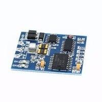 10 шт. ttl к RS485 модуль RS485 преобразователь сигнала 3 В 5,5 В изолированный однокристальный Serial Порты и разъёмы UART промышленные класс модуль