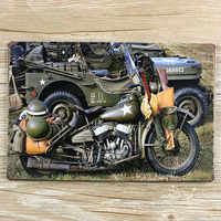 UA-0057 free shipping about motorcycle metal Tin signs for bar vintage decorative plates vintage home decor 20x30cm