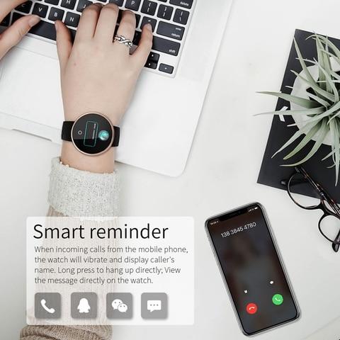B36 Women Smart Watch Top Heart Rate Female Period Reminder Smartwatch Ladies Wrist Sport Smartwatch For IPhone Samsung Huawei Islamabad