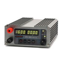 NPS 1600 0 16V0 10A adjustable DC regulated power supply Constant voltage current source small volume gophert