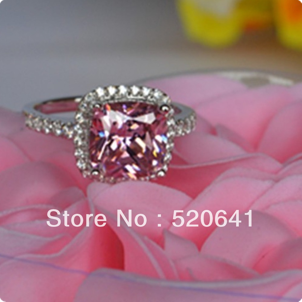 Buy simulated pink diamonds and get free shipping on AliExpress.com