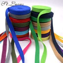 DIY New colourful 10mm chevron 100% cotton ribbon webbing herring bonebinding tape lace trimming for packing accessories