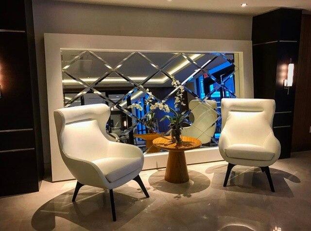 Luxus Abgeschragte Spiegel Fliesen Dekoration Spiegel Wand In Luxus