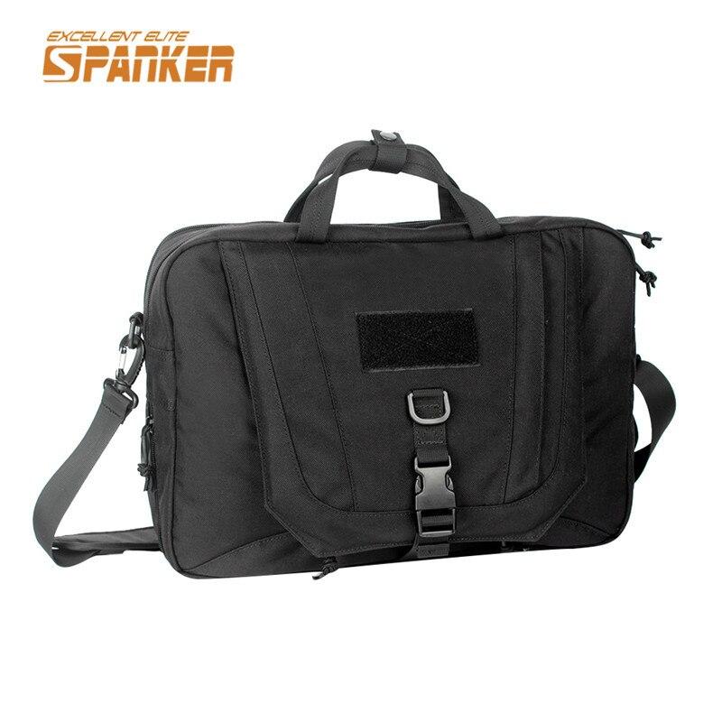 SPANKER Airsoft Táctico Del Bolso Paquete de Deporte Que Acampan Yendo de Viaje