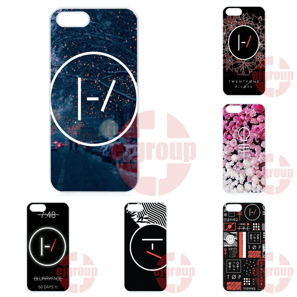 For Galaxy Y S5360 Note 3 Neo Ace Nxt Plus On5 On7 On8 2016 For Amazon Fire Fashion Mobile Phone TWENTY ONE PILOTS BLURRYFACE