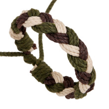 Handmade Hemp Rope Woven Bracelet Student Hand Chain 2019 New Men And Women Simple Wholesale