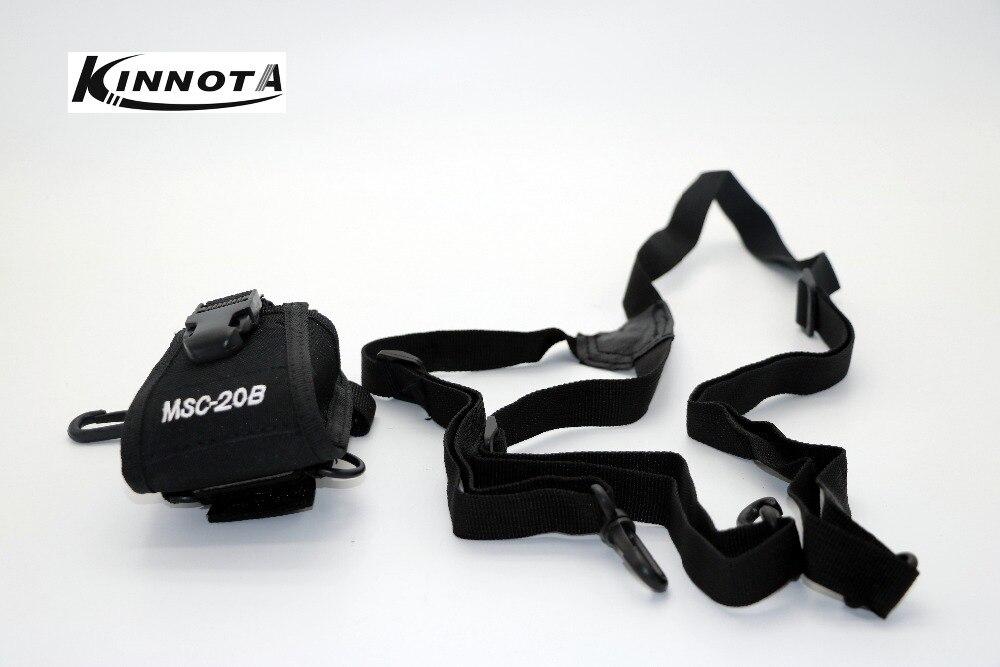 Multifuctional nylon walkie talkie sheath the Portable Radio Case Holder Holster for kenwood baofeng UV-5R UV-82 BF-888S UV-B5