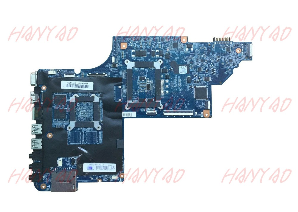 motherboard for hp dv6 dv6 6000 laptop motherboard 659150 001 ddr3 Free Shipping 100 test ok in Laptop Motherboard from Computer Office