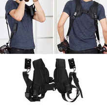 2019 Double Quick Rapid Shoulder Sling Strap for Camera DSLR High Quality цена и фото