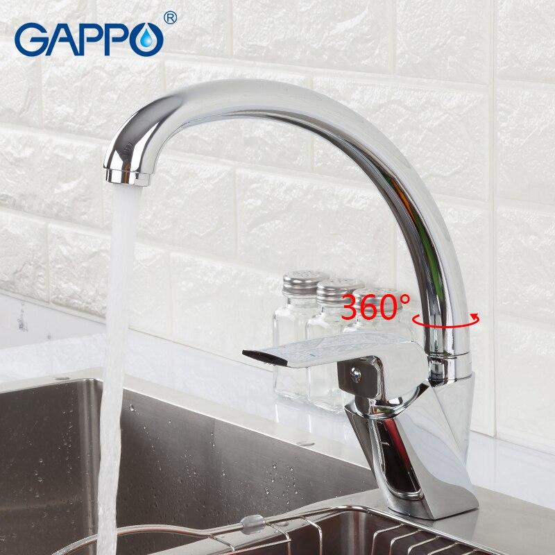 GAPPO kitchen faucet brass kitchen sink faucet water tap sink faucet mixer kitchen torneira de cozinha