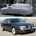 1Pcs Car Auto body Sun Dust Outdoor Car Cover Protection for Alpha 166