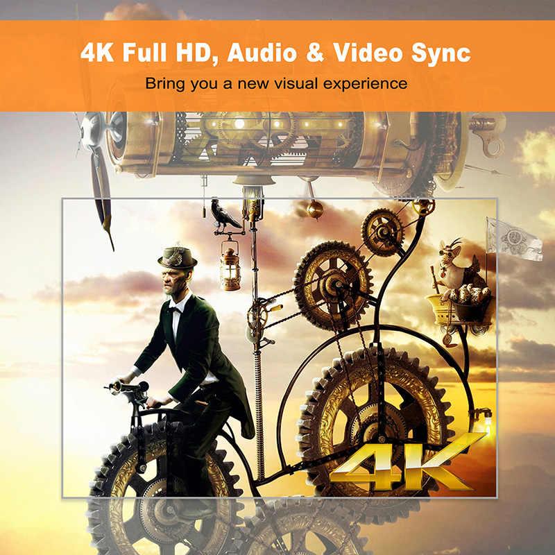 CABLETIME البسيطة Displayport إلى DVI مهائي كابلات إلى أنثى زيارة كابل الصاعقة البسيطة موانئ دبي إلى DVI F ل ماك بوك/ برو/الهواء C066