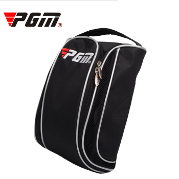 Pgm Sports Golf Shoes Bag Waterproof Wear-Resistant Cover Bags Nylon High Capacity Wearable Man Golf Bag For Shoes Bags D0049