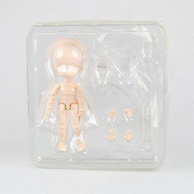 Подвижное тело Feminino Kun 13 см 4
