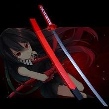 Japanese anime carbon steel sword  cosplay katana