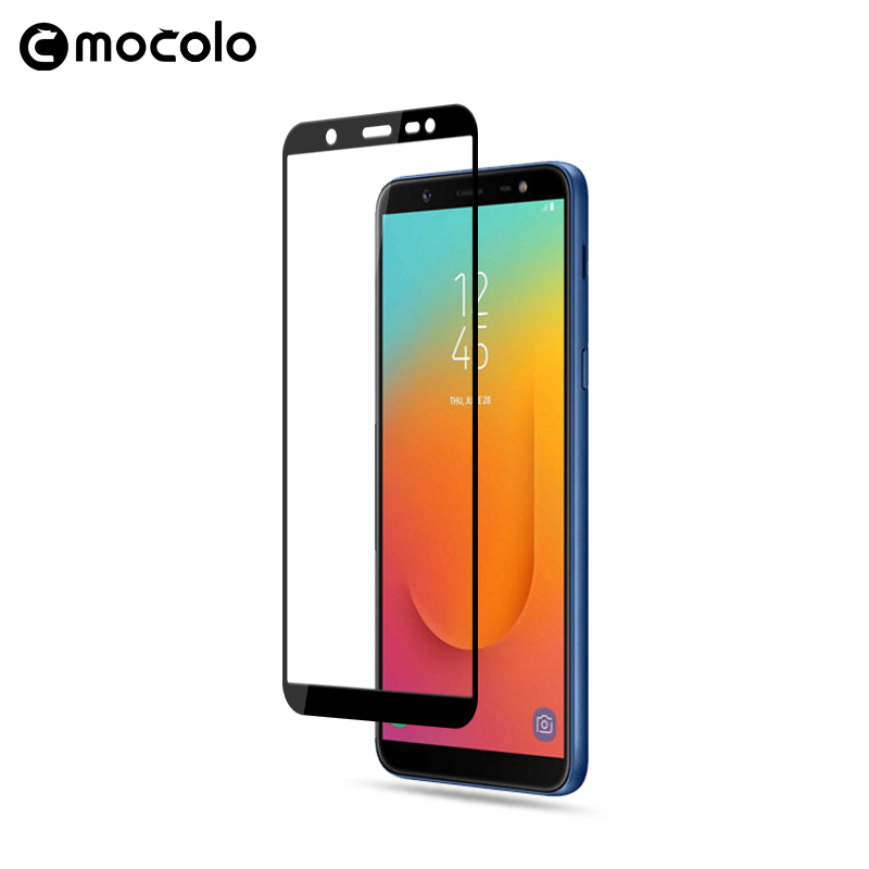 Mocolo Hardnes Full Cover Glass For Samsung Galaxy J8 2018