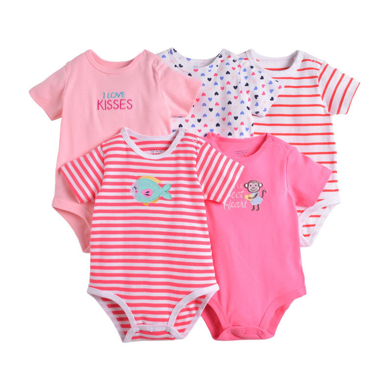 Rainbowhug Art Totems Unisex Baby Onesie Cartoon Newborn Clothes Unique Baby Outfits Soft Baby Clothes