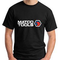 New Matco Tools Logo Short Sleeve Black Men S T Shirt S 3XL Men S High
